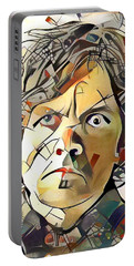 Tyrion Lannister Portable Battery Charger by Paul Van Scott