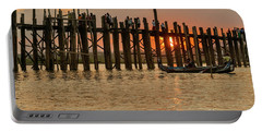 U-bein Bridge Portable Battery Charger by Werner Padarin