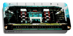 U Of A Bryant-denny_stadium Portable Battery Charger