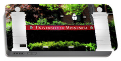 U Of M  Portable Battery Charger