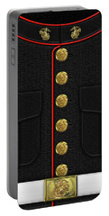 U S M C Dress Uniform Portable Battery Charger