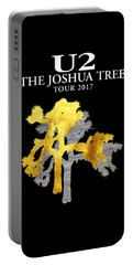 U2 Joshua Tree Portable Battery Charger