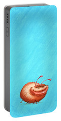 Ugly Bug Portable Battery Charger by Andy Catling