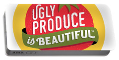 Ugly Produce Is Beautiful Portable Battery Charger