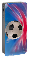 Uk Soccer. Portable Battery Charger