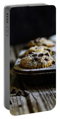 Ultimate Chocolate Chip Muffins Portable Battery Charger