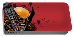 Ultimate Wolverine Vs. Hulk Portable Battery Charger