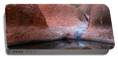 Portable Battery Charger featuring the photograph Uluru 03 by Werner Padarin