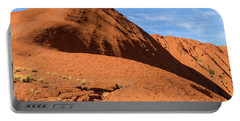 Portable Battery Charger featuring the photograph Uluru 04 by Werner Padarin