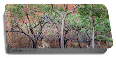 Portable Battery Charger featuring the photograph Uluru 05 by Werner Padarin