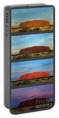 Uluru Sunset Portable Battery Charger