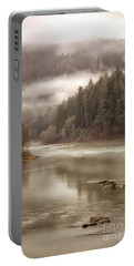 Umpqua River Fog Portable Battery Charger