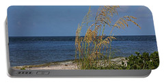 Portable Battery Charger featuring the photograph Under A Summer Sky by Michiale Schneider