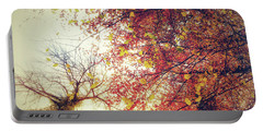 Under An Autumn Sky Portable Battery Charger