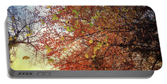 Under An Autumn Sky - No.2 Portable Battery Charger