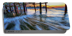 Under Cherry Grove Pier 2 Portable Battery Charger