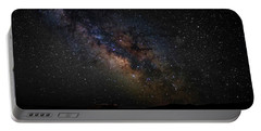 Under Starry Skies Portable Battery Charger