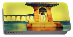 Under The Coronado Bridge Portable Battery Charger