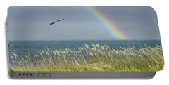 Under The Rainbow Portable Battery Charger