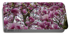 Under The Tulip Tree Portable Battery Charger