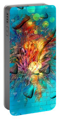 Under Water By Nico Bielow Portable Battery Charger