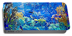 Under Water Portable Battery Charger