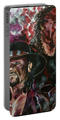 Undertaker And Kane Portable Battery Charger