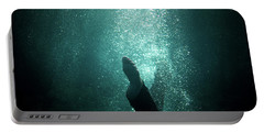 Underwater Foot Portable Battery Charger