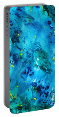 Underwater Forest Portable Battery Charger