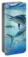 Underwater Hunting Portable Battery Charger