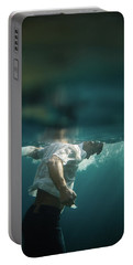Underwater Man Portable Battery Charger
