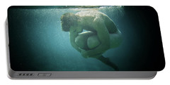 Underwater Rock Portable Battery Charger