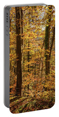 Portable Battery Charger featuring the photograph Unfallen by Geoff Smith