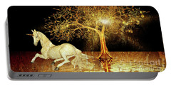 Unicorn Resting Series 1 Portable Battery Charger