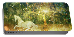 Unicorn Resting Series 3 Portable Battery Charger