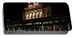 Union Station Denver Colorado Portable Battery Charger