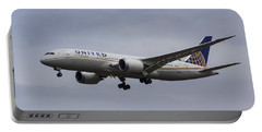 United Airlines Boeing 787 Portable Battery Charger