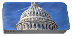 United States Capitol Dome Portable Battery Charger