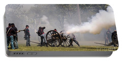 United States Civil War Portable Battery Charger by David Bearden