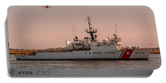 United States Coast Guard Cutter Escanaba Wmec-907 Portable Battery Charger
