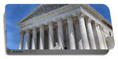 United States Supreme Court Building Portable Battery Charger