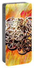 Unity In Pendant Peace Portable Battery Charger