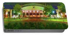 University Of Alabama Coleman Coliseum Portable Battery Charger