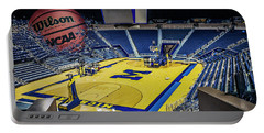 University Of Michigan Basketball Portable Battery Charger