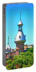 University Of Tampa Minaret Fl Portable Battery Charger