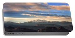 The Unmatched Beauty Of The Colorado Rockies Portable Battery Charger