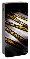 Unravelling Crime Investigation Portable Battery Charger