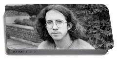 Unshaven Photographer, 1972 Portable Battery Charger