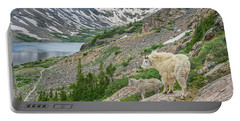 Until One Has Loved An Animal, A Part Of One's Soul Remains Unawakened.  Portable Battery Charger