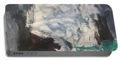 Untitled 127 Original Painting Portable Battery Charger